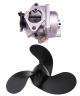 Mercury 3.5HP to 5HP 4-Stroke Upgrade Kit (Carburetor and Propeller)