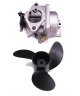 Mercury 4HP to 6HP 4-Stroke Upgrade Kit (Carburetor and Propeller)